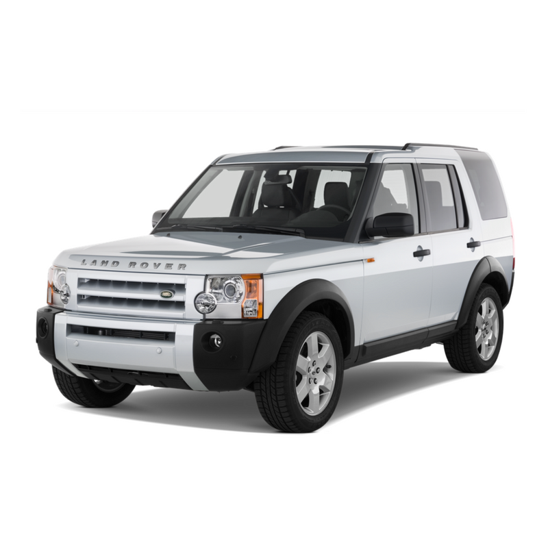 Sold Land Rover Discovery 3 Discov: Land Rover Discovery 3 L320