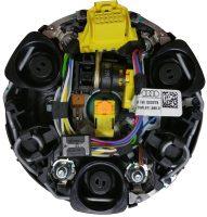 AU011-Audi-A4-b9-Driver-Airbag-Dual-Ignitor-Rear-View